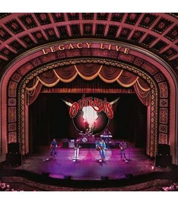 Legacy Live-2 CD