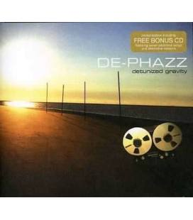Detunized Gravity - Ltd-1 CD