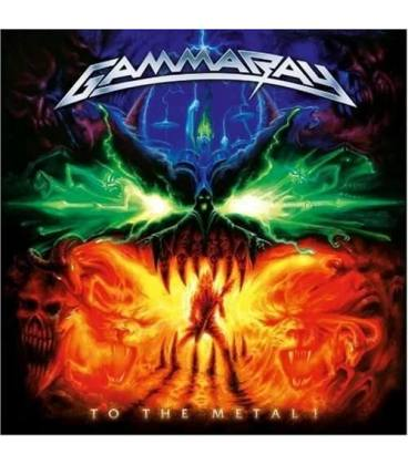 To The Metal-1 CD