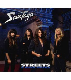 Streets: A Rock Opera-1 CD
