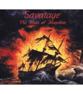 The Wake Of Megellan-1 CD