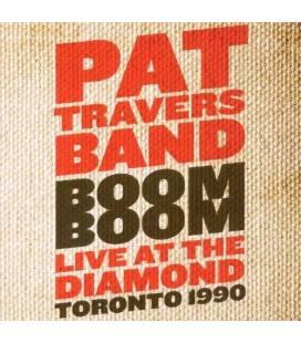 Boom Boom - Live At The Diamond 1990-1 CD