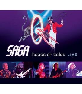 Heads Or Tales: Live-1 CD