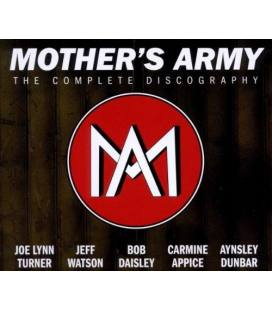 The Complete Discography-3 CD