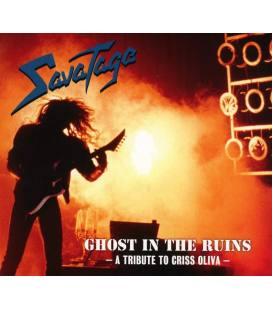 Ghost In The Ruins-1 CD
