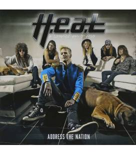 Address The Nation-1 CD
