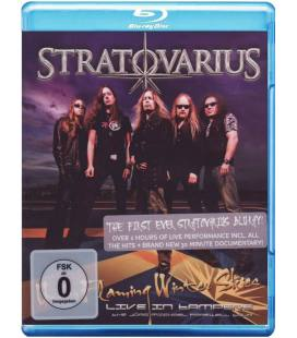 Under Flaming Winter Skies - Live In Tampere-1 BLU-RAY