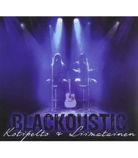 Blackoustic-1 CD