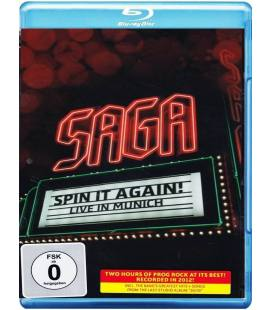 Spin It Again - Live In Munich-1 BLU-RAY