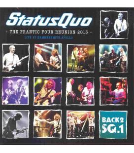 Back2Sq.1 - Live At Wembley-1 BLU-RAY+1 CD