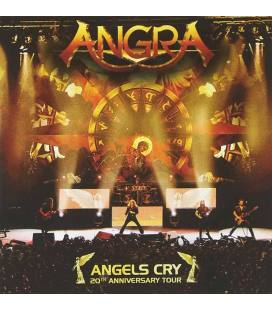 Angels Cry-20Th Anniversary Tour