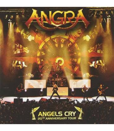 Angels Cry-20Th Anniversary Tour-2 CD