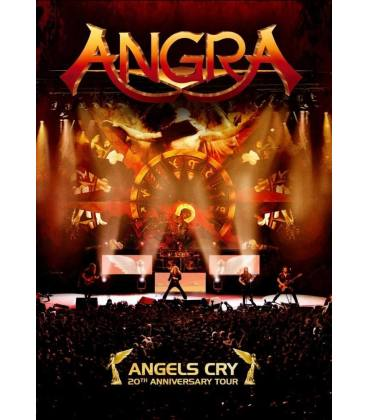 Angels Cry-20Th Anniversary Tour-1 DVD