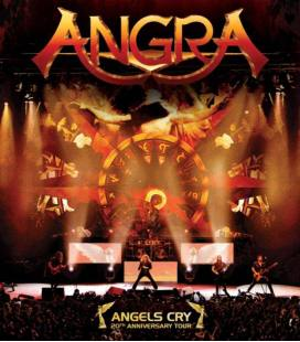 Angels Cry-20Th Anniversary Tour-1 BLU-RAY