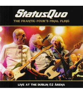 The Frantic Four'S Final Fling - Live At The Dublin O2 Arena-1 DVD