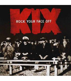 Rock Your Face Off-1 CD