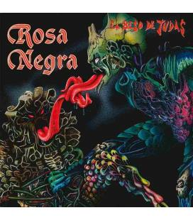 Rosa negra + El beso de Judas