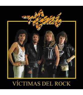 Víctimas del rock - 1 CD