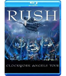 Clockwork Angels Tour-1 BLU-RAY