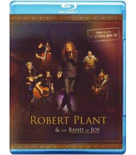Robert Plant & The Band Of Joy: Live From-1 BLU-RAY