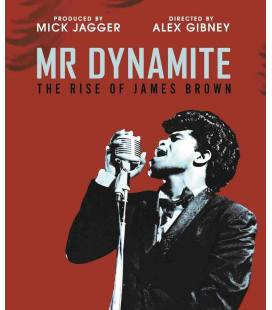 Mr. Dynamite: The Rise Of James Brown-1 BLU-RAY