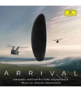 B.S.O. Johannsson Arrival (O.S.T) (1)-1 CD