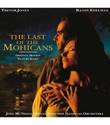 Trevor Jones, The Last Of The Mohicans-1 CD
