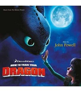 John Powell, How To Train Your Dragon-1 CD