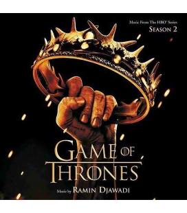 Game Of Thrones Season 2 (1)-1 CD