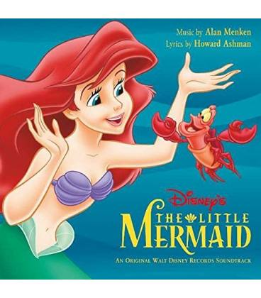 The Little Mermaid Original 1997-1 CD