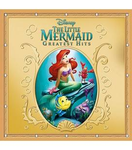 The Little Mermaid Greatest Hits-1 CD