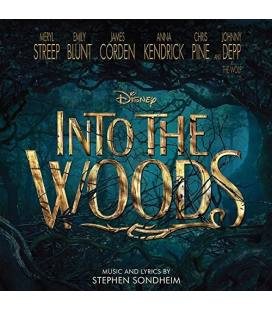 Into The Woods-1 CD