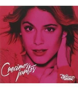Violetta-Crecimos Juntos-1 CD