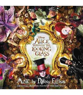 Alice Through The Looking Glass-1 CD