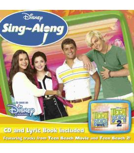 Teen Beach 1 Y 2 . Sing Along-1 CD