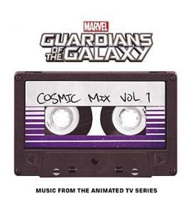Varios: Guardians Of The Galaxy Cosmic-1 CD