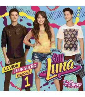 Soy Luna - La Vida Es Un Sue?o 1-1 CD
