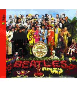 Sgt Pepper's Lonely Hearts-1 CD