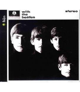 With The Beatles-1 CD