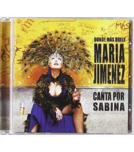 Canta Por Sabina-1 CD