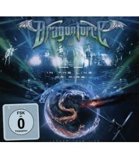 In The Line Of Fire-1 CD+1 DVD