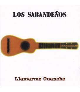 Llamarme Guanche-1 CD