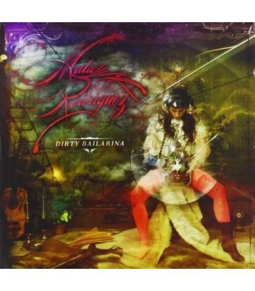 Dirty Bailarina-1 CD