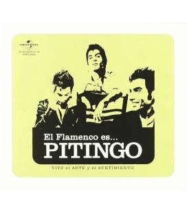 El Flamenco Es...Pitingo-1 CD
