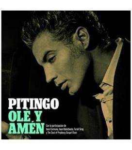 Ole Y Amen-1 CD