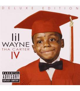 Tha Carter Iv (Deluxe Edition)-1 CD