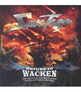 Return To Wacken-1 CD
