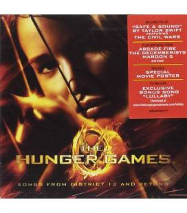 The Hunger Games - Songs From O.S.T.-1 CD