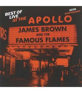 Best Of Live At The Apollo-1 CD
