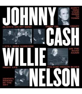 Johnny Cash & Willie Nelson Vh-1 St.-1 CD